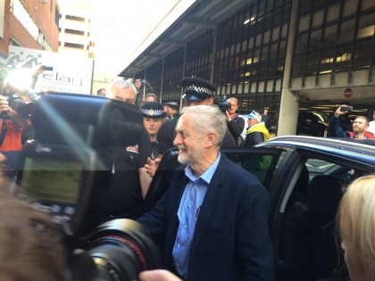 Tamil Solidarity sends its support to Jeremy Corbyn