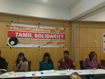 Tamil Solidarity AGM: Reviewing 2016 – looking forward to 2017