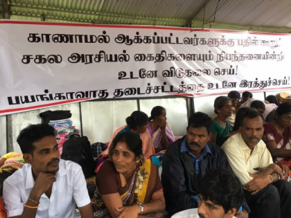 Immediate action needed! Support the hunger strike in Vavuniya – on the 4th consecutive day