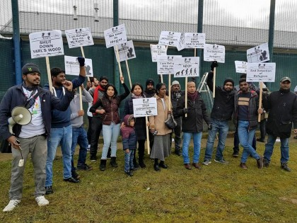 Tamil solidarity demands shut down of detention centers