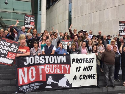Jobstown Officially Not Guilty
