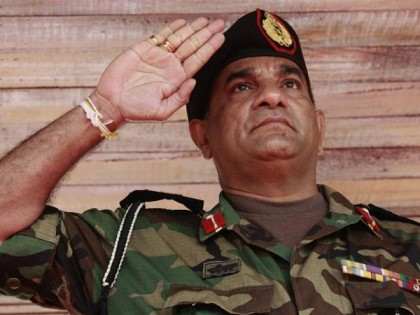 Sri Lanka leader to shield general from war crimes case