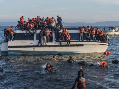 90 feared dead after migrant boat capsizes