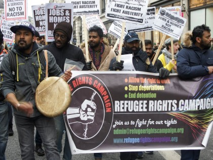 Refugee Rights and Tamil Solidarity at UN anti-Racism Demo