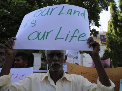 """Why Can't We Go Home?"" Military Occupation of Land in Sri Lanka"