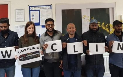 Free Law Clinic for Refugees and Asylum Seekers