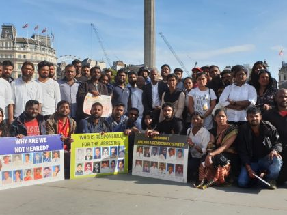 Enforced Disappearances Demonstration